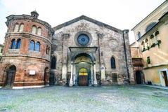 Кремона, церковь San Luca Стоковая Фотография