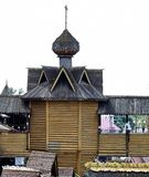 Кремль в Izmailovo, Москве, России Стоковое фото RF