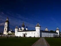 Кремль Tobolsk, Сибиря, России Стоковые Фотографии RF