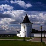 Кремль Tobolsk, Сибиря, России Стоковая Фотография RF