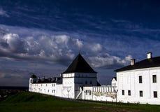 Кремль Tobolsk, Сибиря, России Стоковые Изображения RF