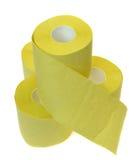 4 крена туалетной бумаги Стоковые Изображения