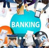 Кренить фонды сбережений планируя концепцию денег финансов стоковая фотография