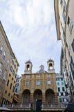 кренит церковь pietro san Стоковые Изображения