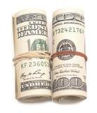 Крены доллара Стоковая Фотография RF