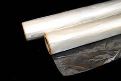 крены пластмассы мешков Стоковое Изображение