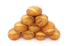 крены хлеба трудные несколько Стоковая Фотография