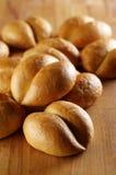 крены хлеба crunchy свежие стоковые изображения rf