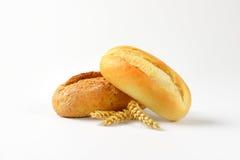 крены хлеба свежие Стоковое Изображение