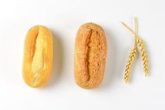 крены хлеба свежие Стоковые Фото