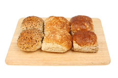 Крены хлеба Стоковые Изображения
