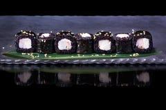 Крены черноты Стоковые Фотографии RF