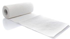 Крен бумажного полотенца Стоковое Фото