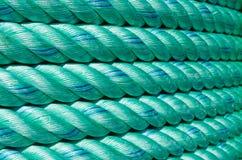 Крен веревочки Стоковое Фото