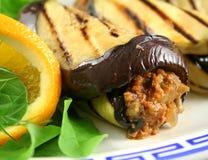 крен говядины aubergine Стоковые Фото