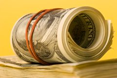 крен доллара Стоковые Изображения