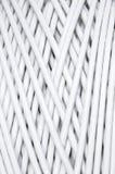 Крен кабеля сети для систем передачи данных Стоковые Изображения RF