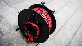 Крен кабеля стоковые фотографии rf