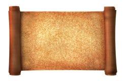 крен пергамента Стоковая Фотография RF