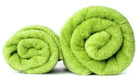 Крен полотенца Стоковое фото RF
