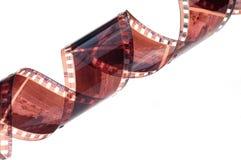 Крен прокладки фильма изолированный на белой предпосылке Стоковые Изображения