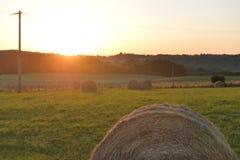 Крен сена в Франции Стоковое фото RF