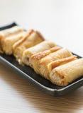 крен сыра хлеба Стоковые Изображения RF