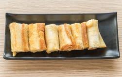 крен сыра хлеба Стоковые Фотографии RF
