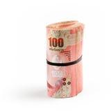 Крен тайских кредиток Стоковое Изображение