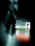 Крен фильма камеры Стоковое фото RF