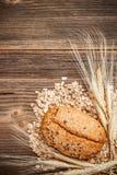 Крен хлеба и weath Стоковое фото RF
