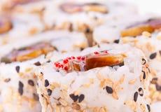 крен японца еды Стоковое Фото