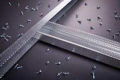 Крепежные детали для конструкции Стоковое Изображение RF