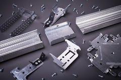 Крепежные детали для конструкции Стоковая Фотография RF