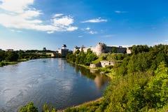 2 крепости Стоковая Фотография RF