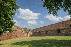 Крепостная стена Oradea Стоковое Изображение RF