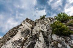 Крепостная стена ` s Asen Стоковая Фотография RF