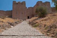 Крепостные стены. Стоковые Фото