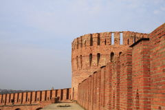 Крепость Ð'efensive Стоковое Изображение RF