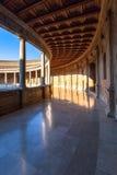 Крепость Альгамбра Стоковые Изображения RF