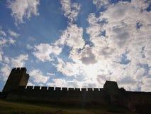 Крепость Белграда стоковое фото