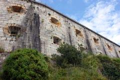 Крепость в Santona Стоковое Фото