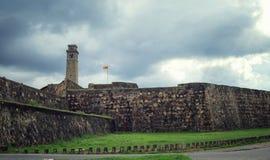 Крепость Галле, Шри-Ланка Стоковые Изображения