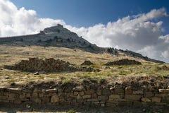 Крепость Генуи Стоковые Изображения