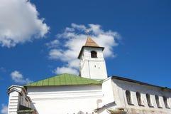 крепость города Стоковое Фото