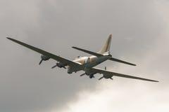 крепость летания 17 b Боинг Стоковые Изображения RF