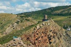 крепость историческая Стоковое Изображение RF