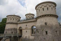 крепость Люксембург Стоковые Изображения
