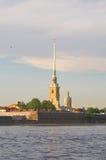 крепость Паыль peter Стоковое Изображение RF