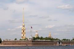 крепость Паыль peter Стоковое Фото
